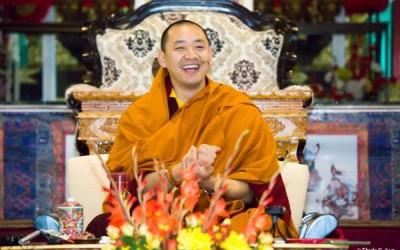 Dupsing Rinpoche Đời Thứ 3