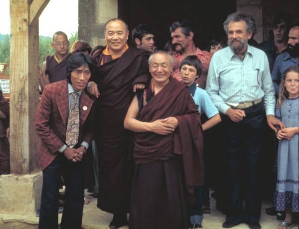 Gendun Rinpoche phần 2 – Con Phải Đi Châu Âu (Karmapa 16)