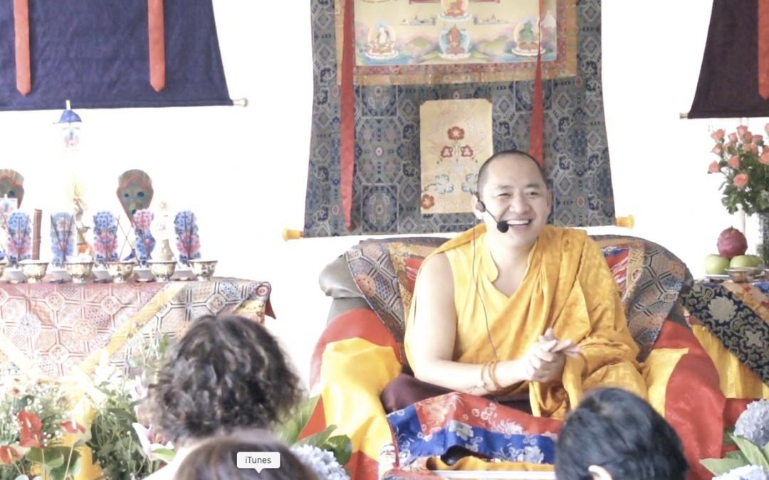 Chương Trình Hoằng Pháp 2016 – Dupseng Rinpoche