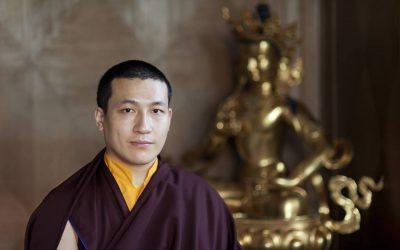 Karmapa Thứ 17 – Trinlay Thaye Dorje